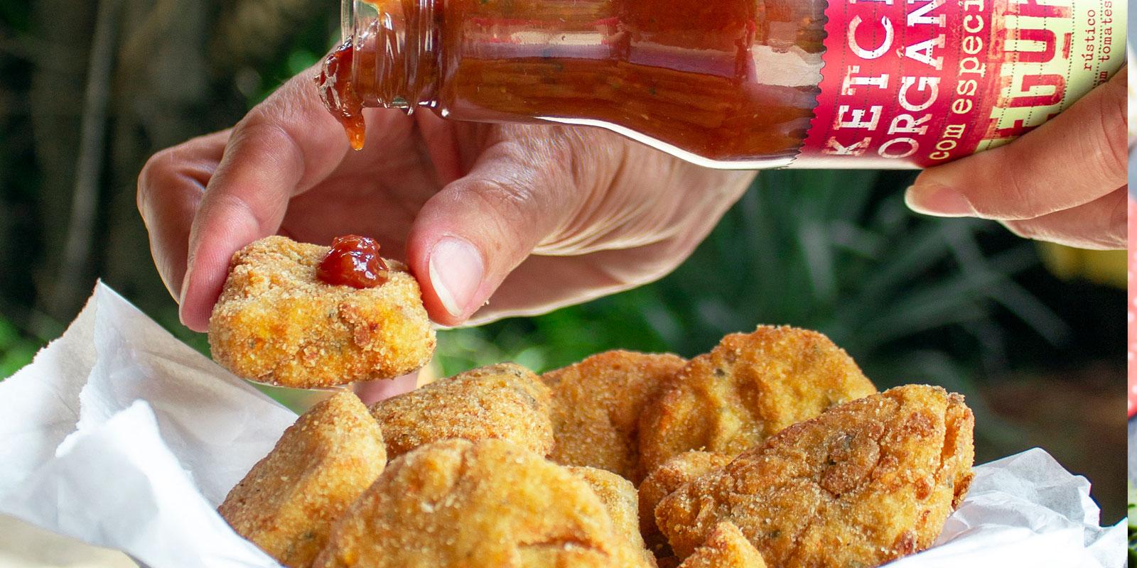 ketchup-nuggets-vegano